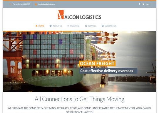Alcon Logistics